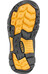 Keen Youth Basin WP Black/Yellow